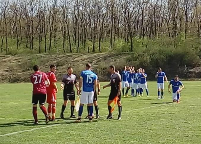 Спартак Вн падна в Тервел с 1-0