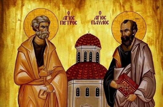 Петровден е! Почитаме паметта на светците Петър и Павел