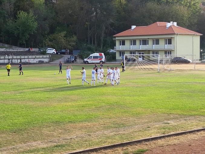 Спартак прегази Бенковски Бяла с 4-0