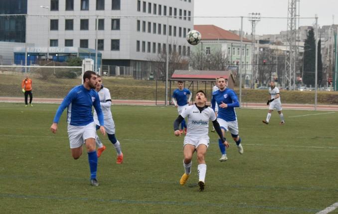 Спартак Вн тръгна с 5-1 в първата си контрола за 2019-а