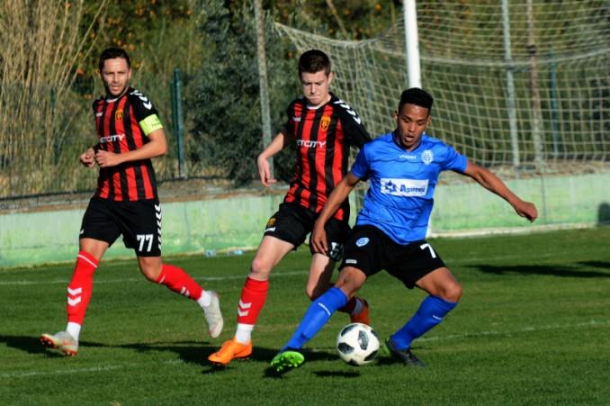 Черно море победи Вардар Скопие с 2:0 в контрола