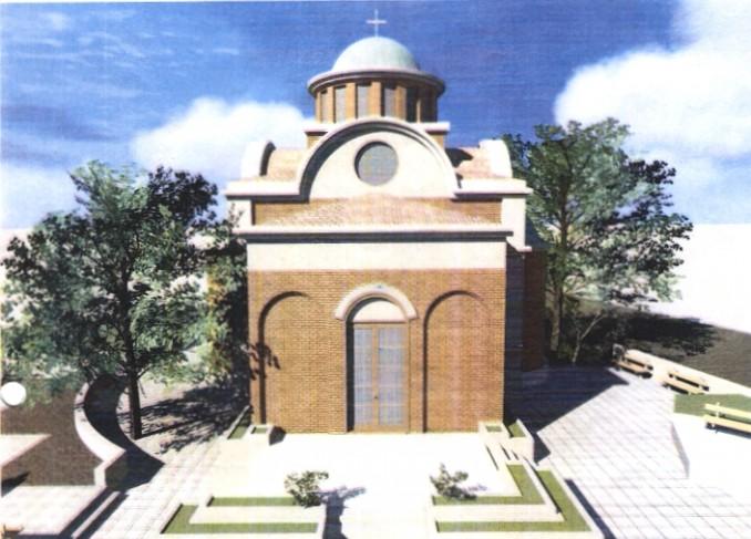 """На парцел, дарен от община Варна строят храм """"Свети Йоан Рилски"""""""