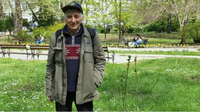 Варненец е засадил 30 дървета в Морската градина