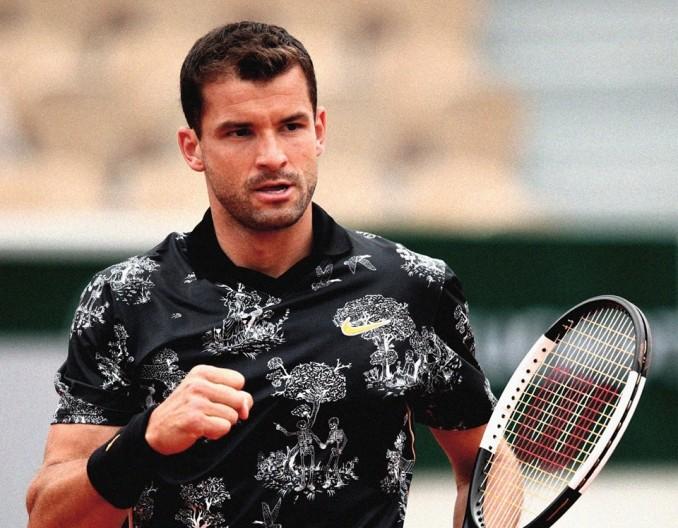 България не спа! Историческа победа на Григор Димитров срещу Роджър Федерер