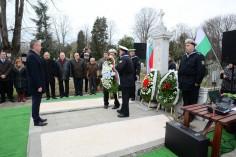Варна отбеляза 118 г. от смъртта на Капитан Петко войвода