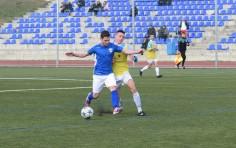 Спартак отново победи юношите на Черноморец Балчик
