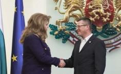 Спасител от катастрофа в река Лим получи българско гражданство