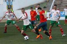 Фотогалерия: Испания u19 – България u19 0-0