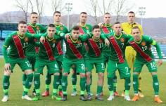 Победа за България U19 срещу Сърбия U19 с 4:1