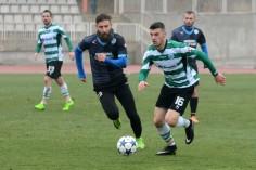 Черно море победи Черноморец Балчик с 4-0 в контрола
