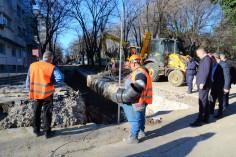Ремонтите на три булеварда приключват през април