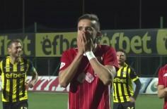 Видео: ЦСКА загуби от Ботев в Пловдив