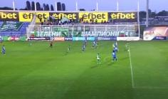 Видео: Лудогорец спечели с 3-0 гостуването си на Верея