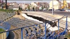 Видео: Защо нов булевард минава през трибуните на стадион Спартак?