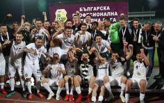 Славия вдигна Купата на България