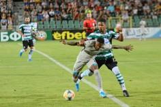 Лудогорец победи Черно море с 1-2 във Варна