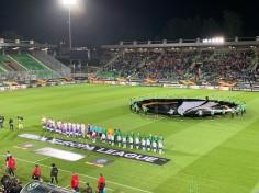 Безмилостен Лудогорец разпиля ЦСКА Москва с 5-1