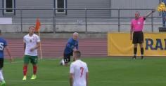 Браво лъвове! Младежите размазаха Естония с 0-4