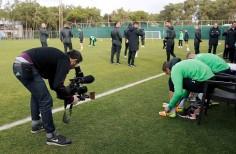 УЕФА изпрати екип в Турция, за да заснеме филм за Лудогорец