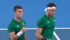 Алекс Лазаров и Григор Димитров подчиниха Великобритания на ATP Cup