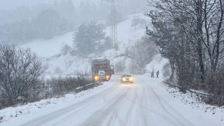 АПИ алармира: Не тръгвайте на път, ако не е спешно