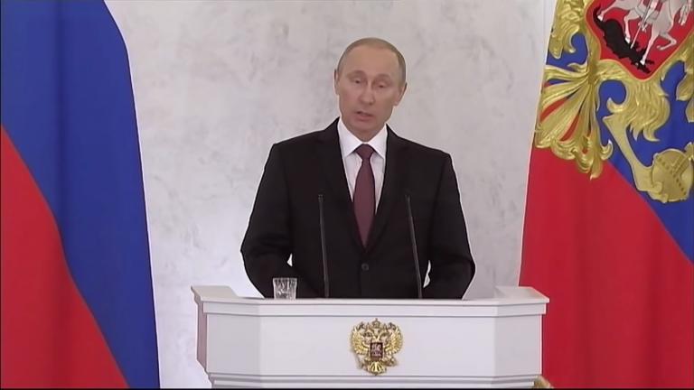 Путин поздрави България за 3-ти март