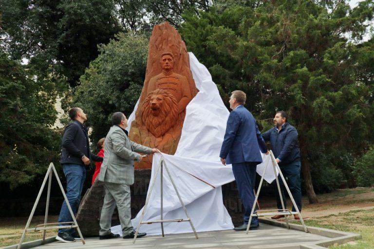 Откриха паметник на Васил Левски във Варна